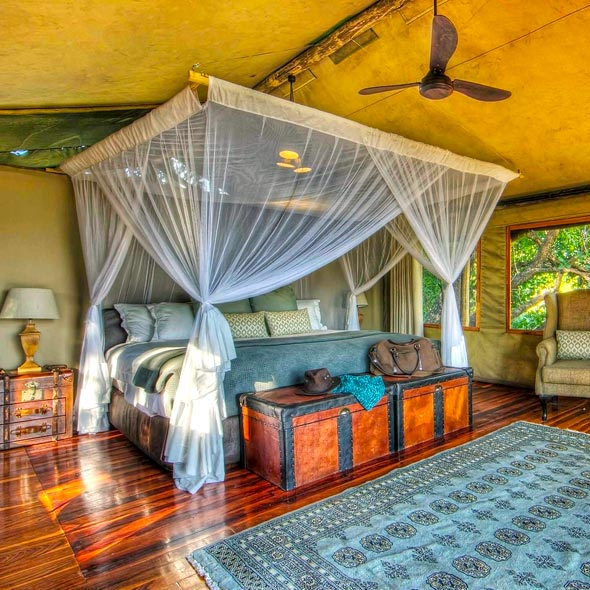 Botswana Lodges, Camps & Hotels