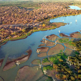 Fly Me Over Botswana Safari