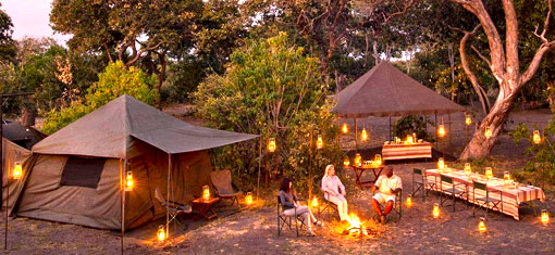 Mini Explorer Safari | &Beyond Botswana Expeditions