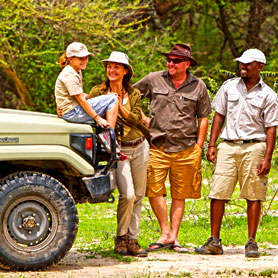 Botswana Family Package