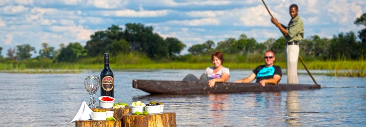Botswana Exploration: The Trans-Okavango