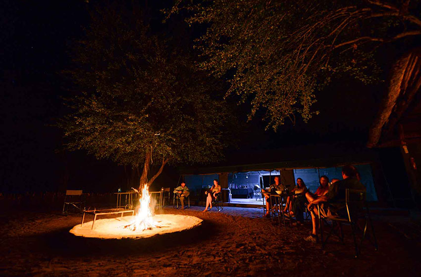 Top 7 Reasons to Stay at Tueskers Bush Camp